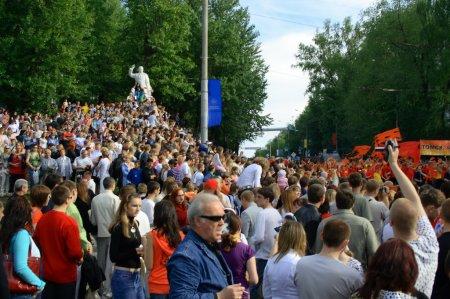 Томский карнавал 2007
